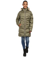 Mountain Hardwear Downtown Coat Stone Green Women's Coat