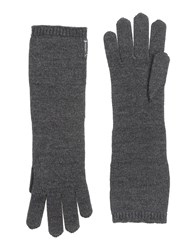 Armani Jeans Accessories Gloves Women Black