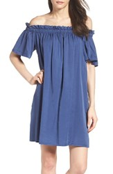 French Connection Women's Stayton Off The Shoulder Dress