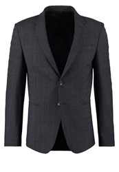 United Colors Of Benetton Suit Jacket Grey