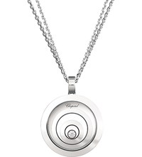 Chopard Happy Spirit 18Ct White Gold Pendant