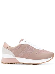 Tommy Hilfiger Glitter Detail Sneakers Pink