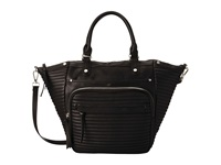 Steve Madden Bravenn Satchel Black Satchel Handbags