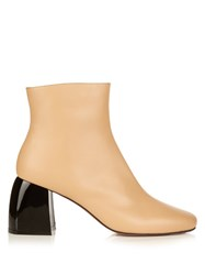 Sportmax Ruth Ankle Boots Camel