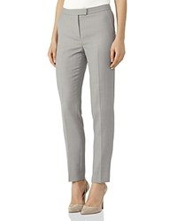 Reiss Kent Tailored Pants Gray