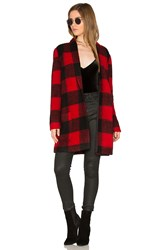 Bb Dakota Holton Coat Red