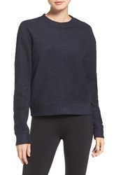 Alo Yoga Women's Carve Pullover Rich Navy
