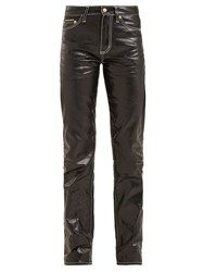 Eytys Cypress Coated Jeans Black