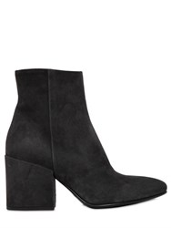 Strategia 70Mm Suede Ankle Boots