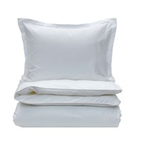 Gant Sateen Duvet Cover White Super King