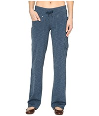 Kuhl Mova Pants Blue Depths Heather Women's Casual Pants Gray