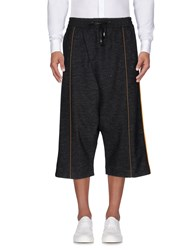 D.Gnak By Kang.D Trousers 3 4 Length Trousers Steel Grey