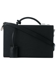 Calvin Klein 205W39nyc Briefcase Style Shoulder Bag Black