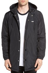 Obey Men's Singford Hooded Parka