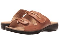 Trotters Kap Luggage Women's Sandals Brown