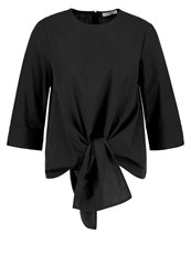 Pieces Pcally Blouse Black