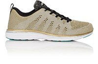 Apl Men's Techloom Pro Sneakers Gold Silver White Gold Silver White