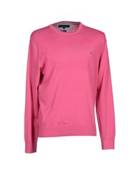 Tommy Hilfiger Knitwear Jumpers Men Light Purple