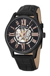 Stuhrling Men's Atrium Automatic Watch Metallic