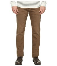Ag Adriano Goldschmied Matchbox Slim Straight Leg Denim In 2 Years Forest Brown 2 Years Forest Brown Men's Jeans