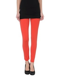 Gran Sasso Leggings Red