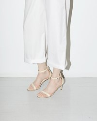 Common Projects Low Heel Strap Sandal