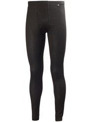 Helly Hansen Dry Fly Base Layer Trousers Black