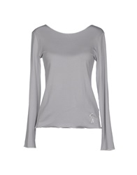 Guess By Marciano T Shirts Light Grey