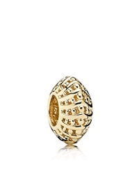 Pandora Design Pandora Spacer 14K Gold Mystic Serenity Moments Collection