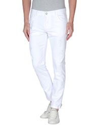 Entre Amis Men Jeans White