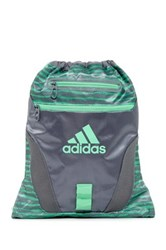 Adidas Rumble Sackpack Gray