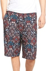 Adidas Men's Originals Print Drawstring Shorts