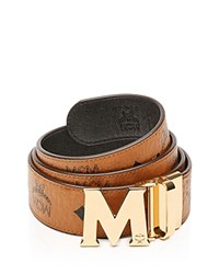 Mcm Visetos M Reversible Belt Black