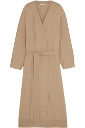 Tomas Maier Belted Cashmere Cardigan