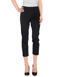 Rossopuro Trousers Casual Trousers Women Black