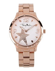 Thierry Mugler Wrist Watches Copper