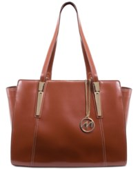 Mcklein Aldora Business Tote Brown