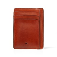 Il Bussetto Card Holder Light Brown