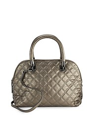 Cole Haan Benson Quilted Leather Crossbody Bag Black