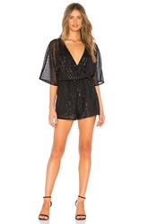 Bb Dakota Superfly Romper Black