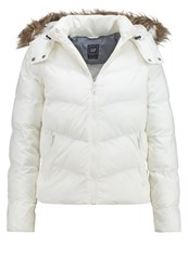 Gap Winter Jacket New Off White Off White