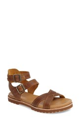 Timberland Women's Natoma Ankle Strap Sandal
