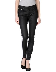 Blk Dnm Denim Pants Black