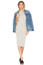 Demy Lee Brea Sweater Dress Gray