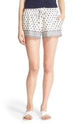 Women's Soft Joie 'Avia' Print Cotton Shorts