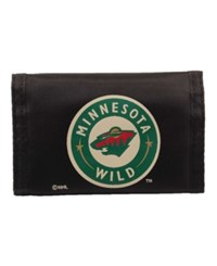 Rico Industries Minnesota Wild Nylon Wallet Team Color