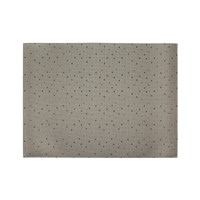 Chilewich Dot Rug Mica 89X122cm