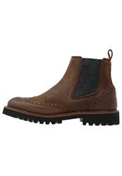 Marc O'polo Ankle Boots Brown