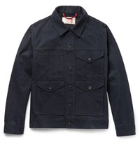 Filson Cotton Jacket Navy