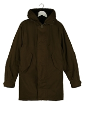 Filippa K M. Carter Parka Teak Dark Brown